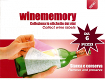 Winememory da 6 pz.